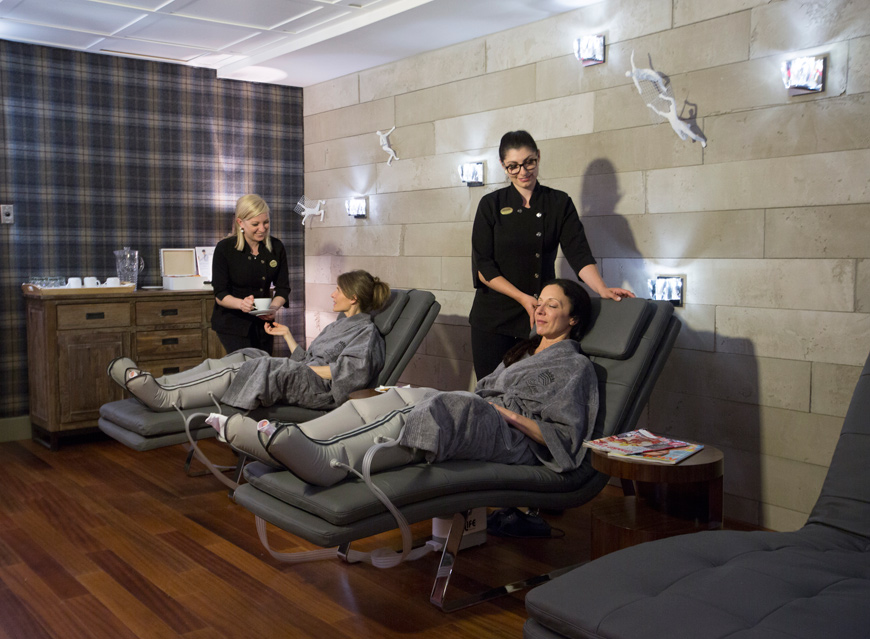 Moment Spa Le Manoir Richelieu