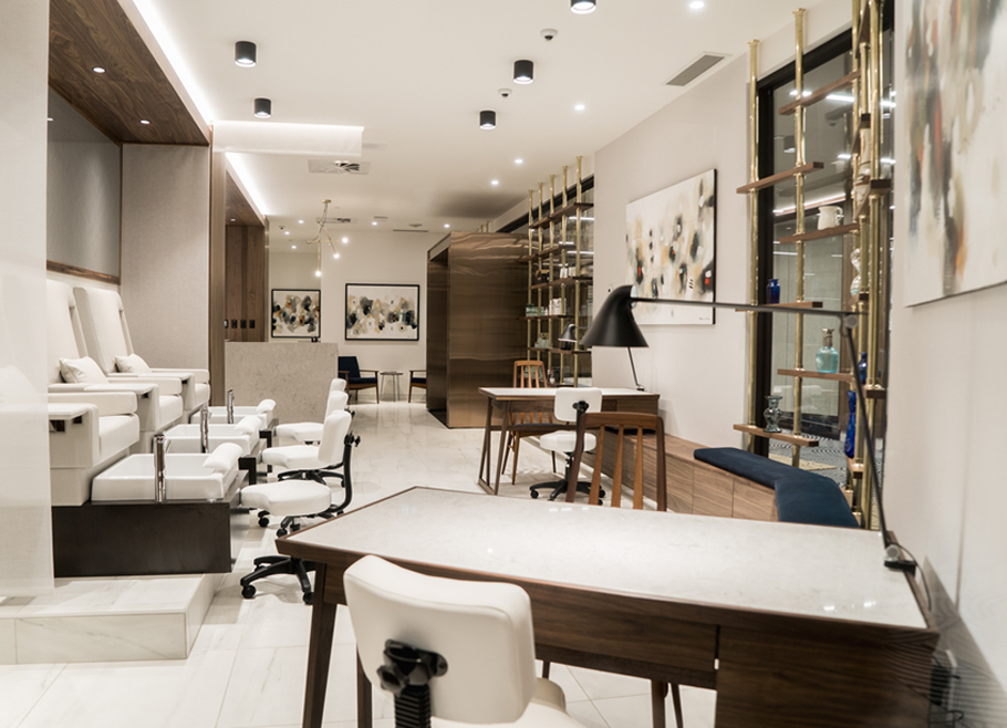 A 15th health and beauty location and a new exclusive name in Fairmont hotels: Moment Spa